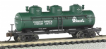 Bachmann 17152 N Scale 3-Dome Tank Chemcell